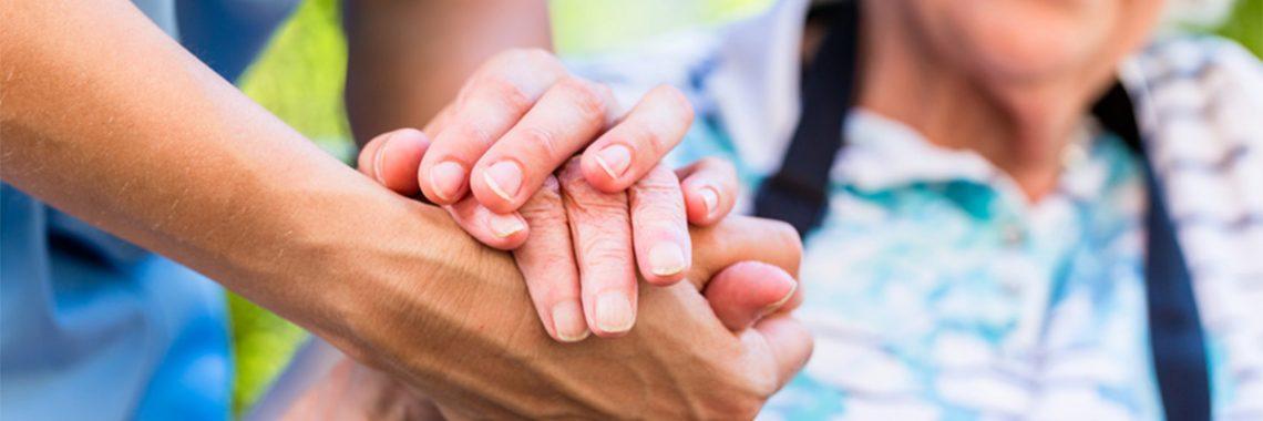 Hände halten